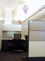 balloon in my cube